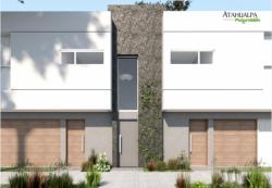 001 - PROYECTO CONSTRUCTIVO: ATHAUALPA GARDEN HOUSE.  DESDE EL POZO. PAGOS DURANTE LA OBRA Y CUOTAS.